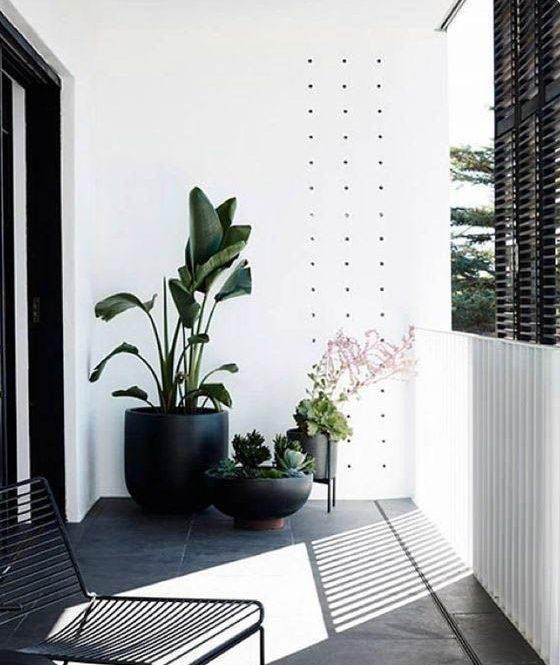 Balcony Styling